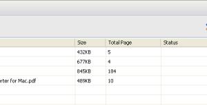 PDFMate Free PDF Converter Ekran Görüntüleri - 1