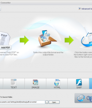 PDFMate Free PDF Converter Ekran Görüntüleri - 4