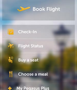 Pegasus Airlines Mobile Ekran Görüntüleri - 4