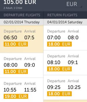 Pegasus Airlines Mobile Ekran Görüntüleri - 1