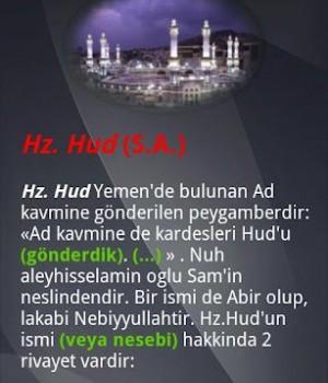 Peygamberler Tarihi Ekran Görüntüleri - 1