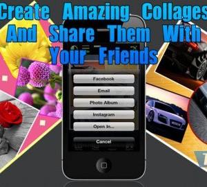 Photo Collage Creator Ekran Görüntüleri - 1
