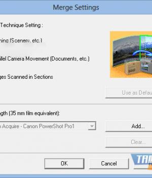 PhotoStitch Ekran Görüntüleri - 2