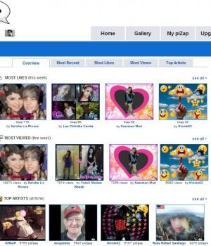 piZap Ekran Görüntüleri - 4