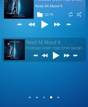 Poweramp Ekran Görüntüleri - 1
