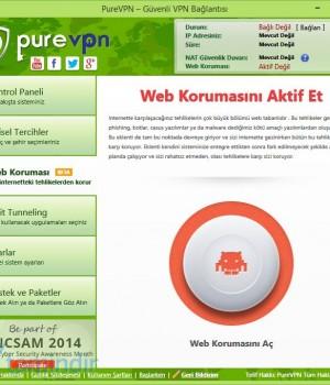 PureVPN Ekran Görüntüleri - 2