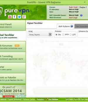 PureVPN Ekran Görüntüleri - 1