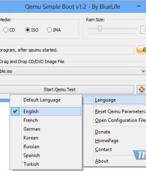 Qemu Simple Boot Ekran Görüntüleri - 1