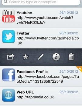 QR Reader for iPhone Ekran Görüntüleri - 2