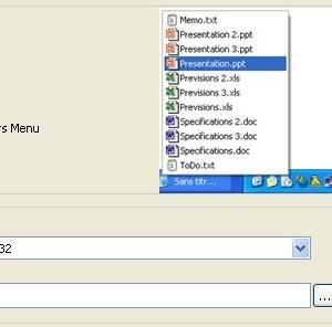 QuickWayToFolders Ekran Görüntüleri - 3
