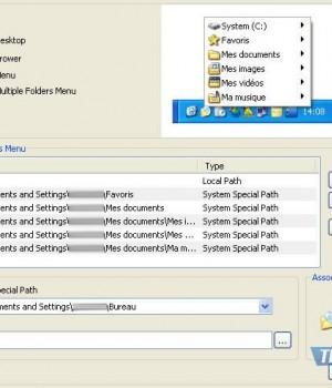 QuickWayToFolders Ekran Görüntüleri - 2