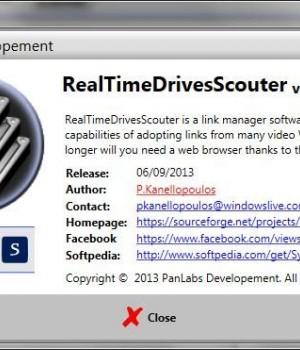 Real Time Drives Scouter Ekran Görüntüleri - 3