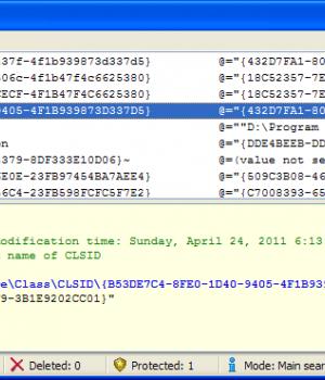 Registry Trash Keys Finder Ekran Görüntüleri - 1