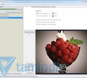 ReMage Image Resizer Ekran Görüntüleri - 1