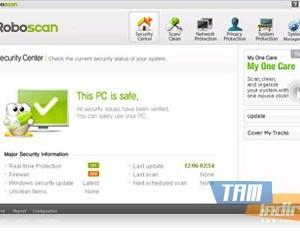 Roboscan Internet Security Free Ekran Görüntüleri - 2