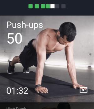 Runtastic Results Training Ekran Görüntüleri - 5