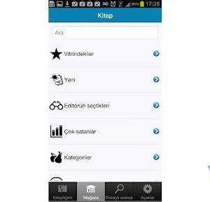 Samsung eKitap Ekran Görüntüleri - 2