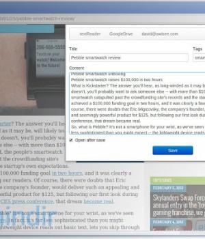 Save Text to Google Drive Ekran Görüntüleri - 2