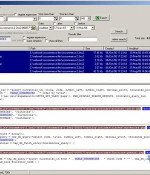 ScanFS Ekran Görüntüleri - 2