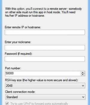 Secure IP Chat Ekran Görüntüleri - 3
