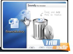 Securely File Shredder Ekran Görüntüleri - 1