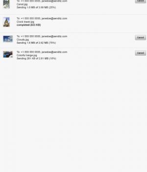 SendItz Ekran Görüntüleri - 4