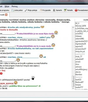 Simple Chat Client Ekran Görüntüleri - 1