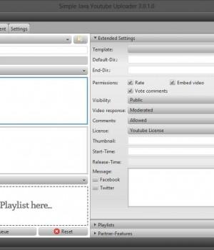 Simple Java Youtube Uploader Ekran Görüntüleri - 2