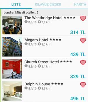 Skyscanner Hotels Ekran Görüntüleri - 4