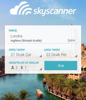 Skyscanner Hotels Ekran Görüntüleri - 5