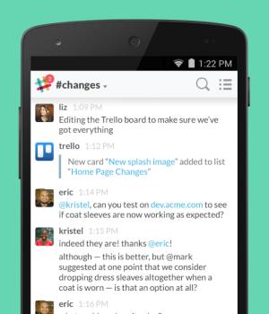 Slack Ekran Görüntüleri - 2