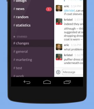 Slack Ekran Görüntüleri - 3