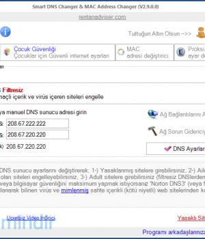 Smart DNS Changer Ekran Görüntüleri - 5