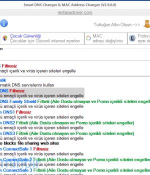 Smart DNS Changer Ekran Görüntüleri - 4