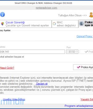 Smart DNS Changer Ekran Görüntüleri - 1