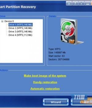 Smart Partition Recovery Ekran Görüntüleri - 2