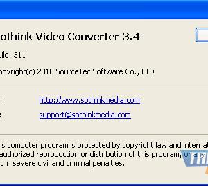 Sothink Free Video Converter Ekran Görüntüleri - 3