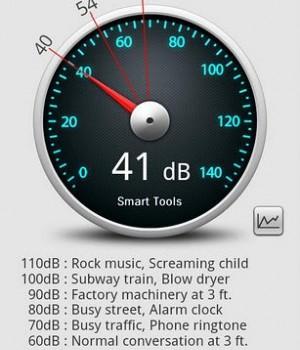 Sound Meter Ekran Görüntüleri - 1