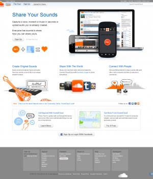 SoundCloud Ekran Görüntüleri - 2