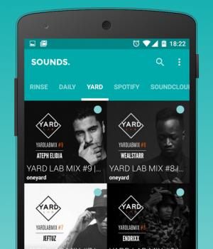 Sounds Ekran Görüntüleri - 1