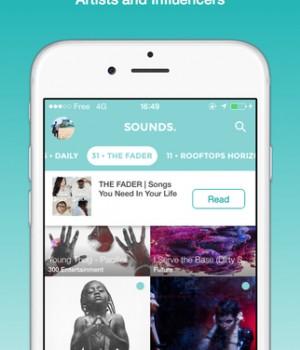 Sounds Ekran Görüntüleri - 4