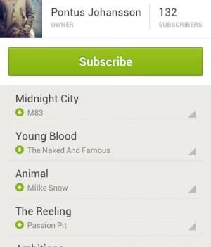 Spotify Ekran Görüntüleri - 2