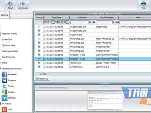Spyrix Free Keylogger Ekran Görüntüleri - 2
