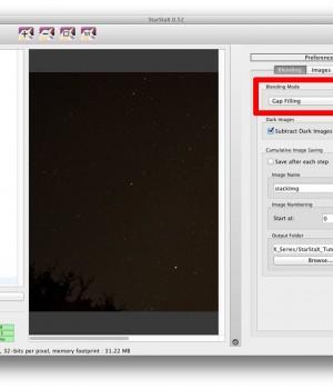StarStaX Ekran Görüntüleri - 3
