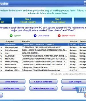 Startup Booster Ekran Görüntüleri - 2