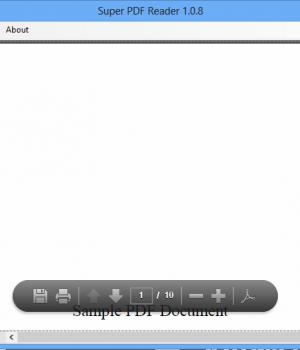 Super PDF Reader Ekran Görüntüleri - 1