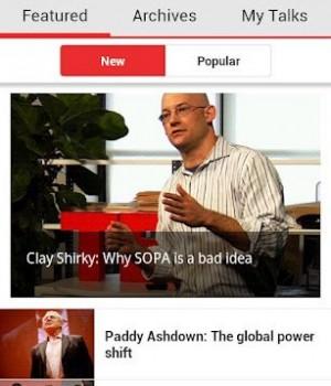 TED Ekran Görüntüleri - 4