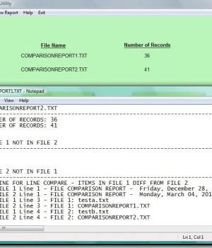 Text File Compare Utility Ekran Görüntüleri - 1
