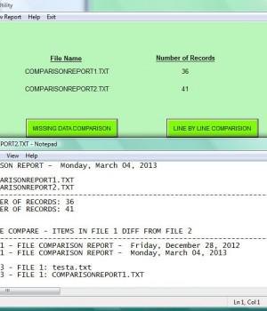 Text File Compare Utility Ekran Görüntüleri - 3