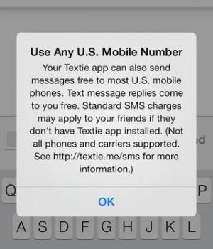 Textie Messaging Ekran Görüntüleri - 3